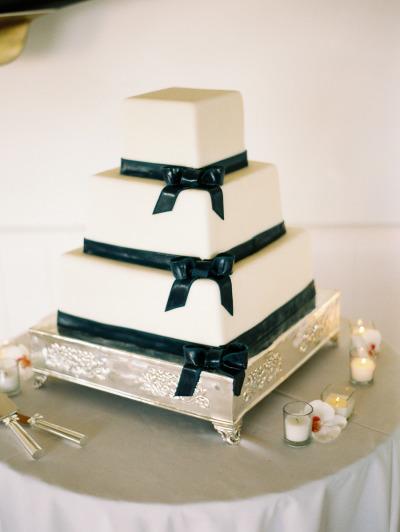 Bruiloft Decoreer Je Taart Kimya S Ideeen